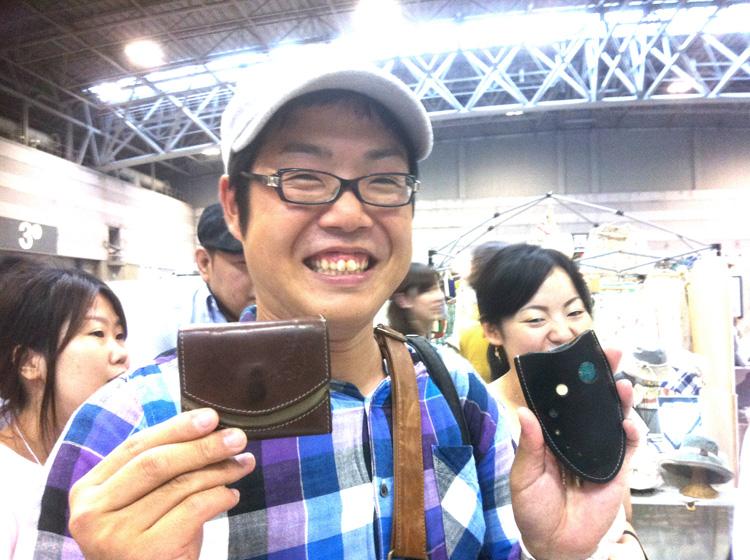小さい財布・小さいふ。ユーザーたち