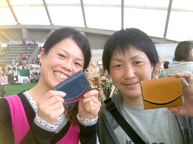 小さい財布・小さいふユーザーたち