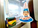 食い倒れ太郎と電車旅