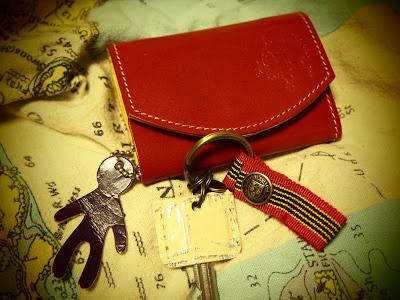 小さい財布カラーオーダー