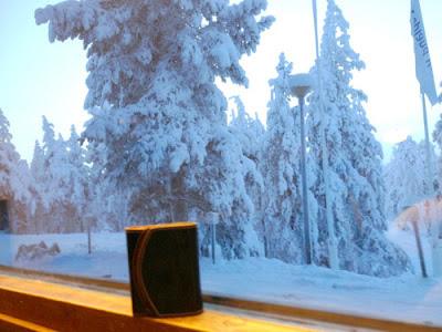 小さい財布とフィンランド旅行へ