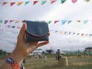 北海道への遠征フェスにも旅行財布